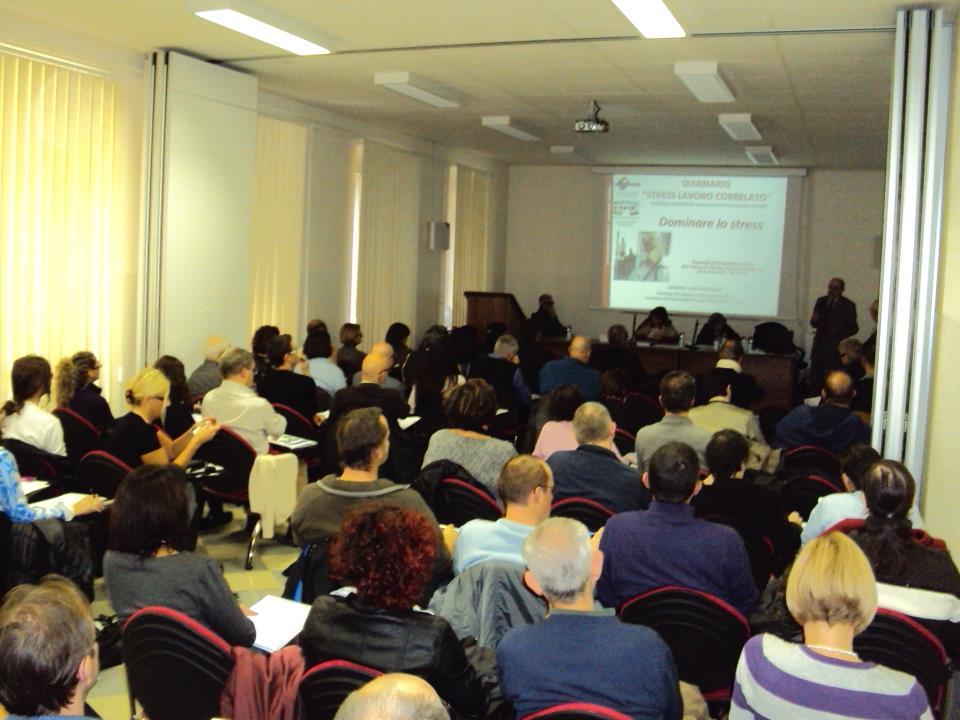 """Seminario ITAL UIL """"Stress lavoro correlato"""""""