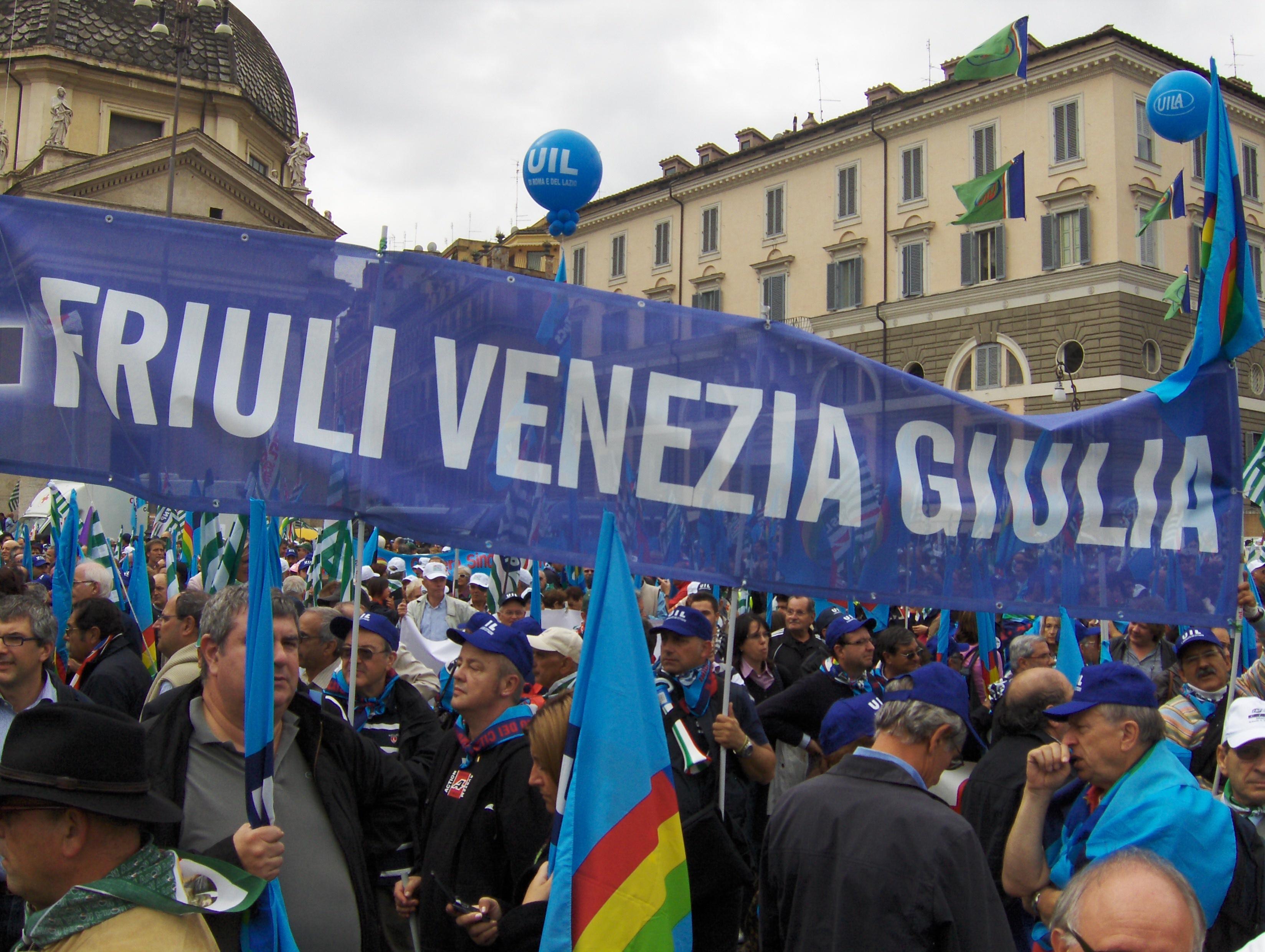 Sciopero generale UIL contro i limiti, gli errori e le ingiustizie dellamanovra economica del Governo