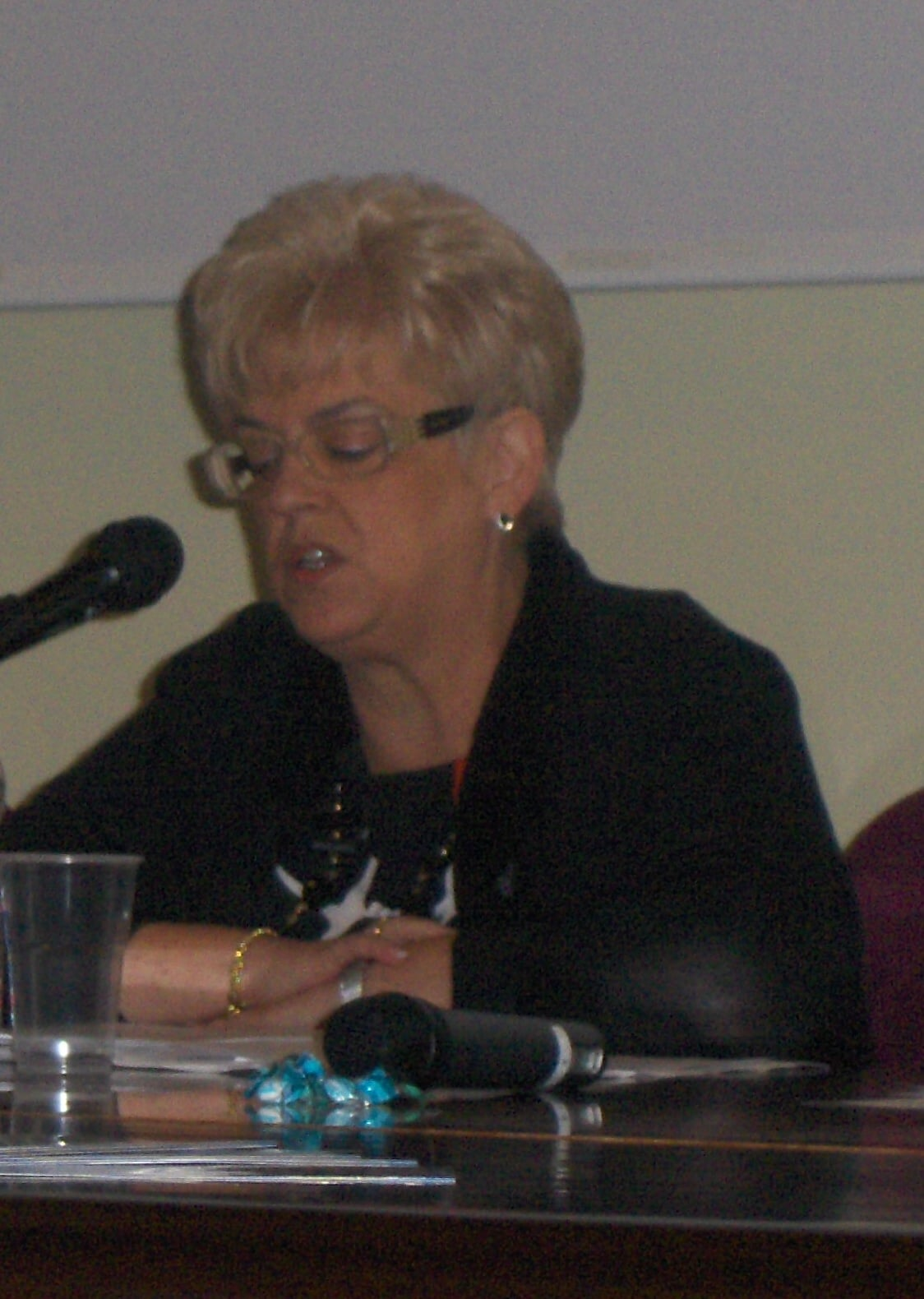 Monfalcone, 23 maggio 2012 Marina Lepanto