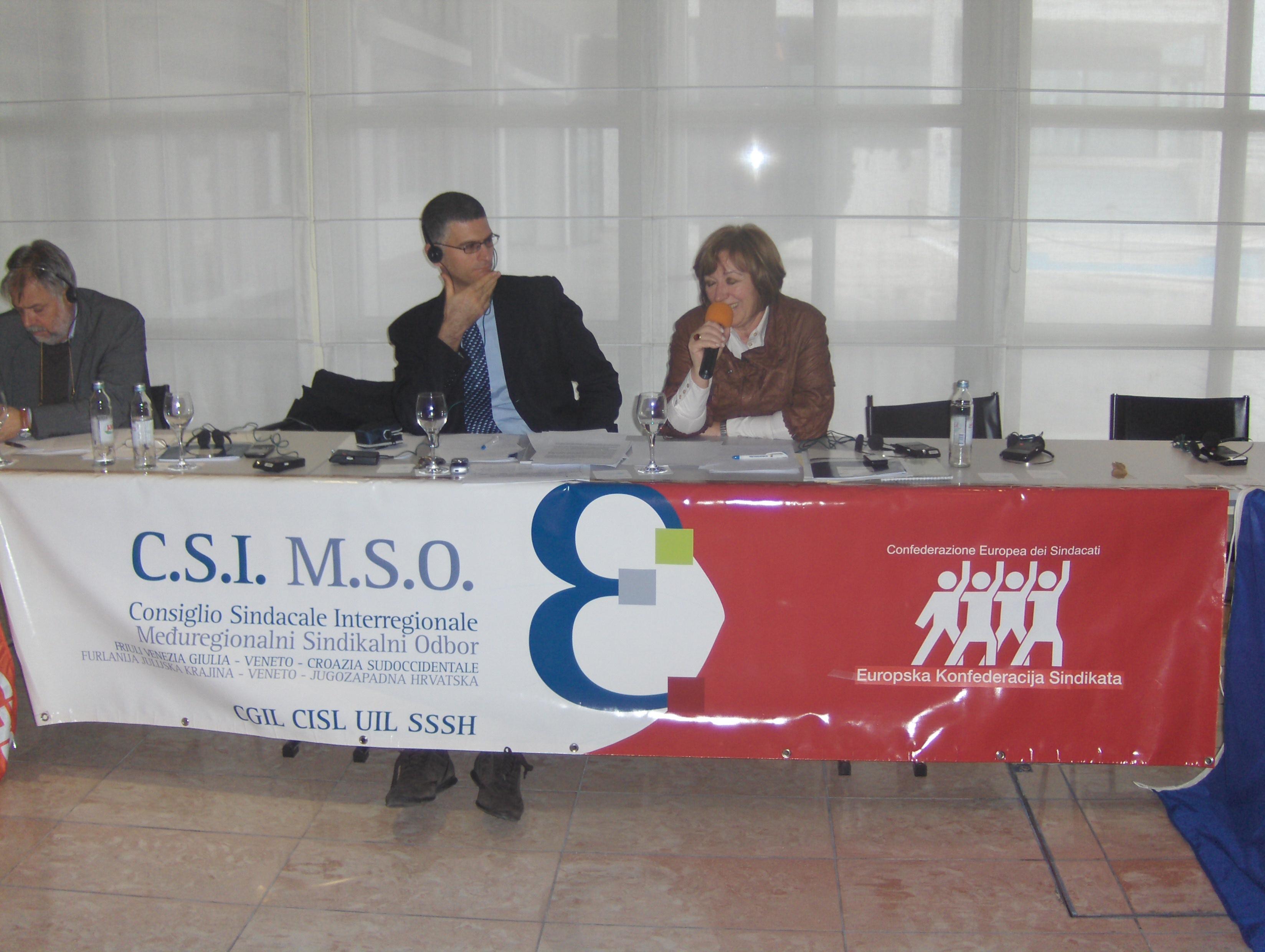 Riunione dell'assemblea generale del C.S.IR. 29 novembre 2012