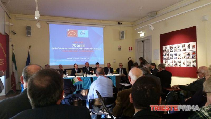 70° GENETLIACO DELLA CCDL-UIL DI TRIESTE