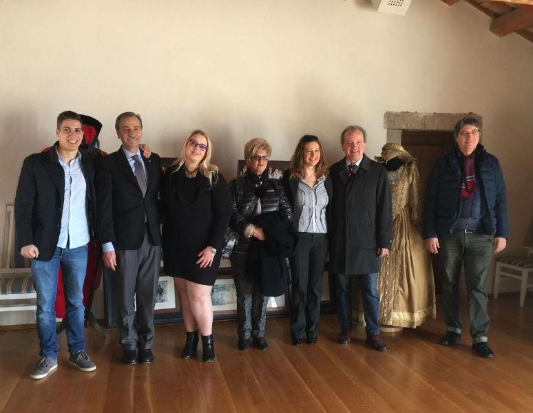 Visita della UIM presso la Comunità degli Italiani di Valle in Istria – Croazia