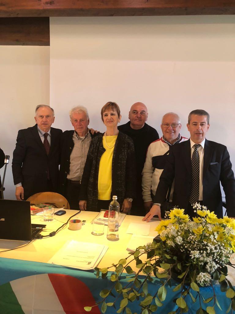 Magda Gruarin confermata Segretario generale UIL Pensionati FVG