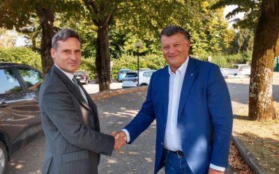 Matteo Zorn eletto nuovo Segretario regionale della UIL Fvg